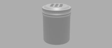 調味料管(塩や胡椒入れ)