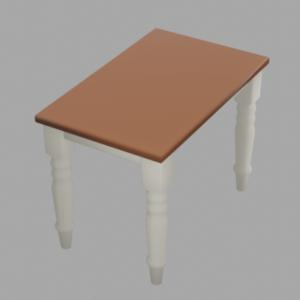 一人用作業テーブル
