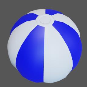 ビーチボール青