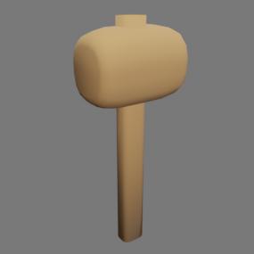 木製ハンマー