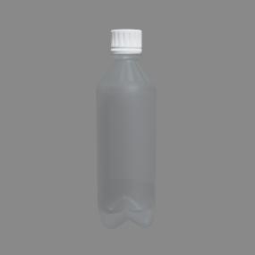 500mlの空のペットボトル