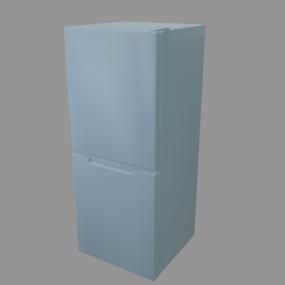 冷蔵庫2ドア ブルー