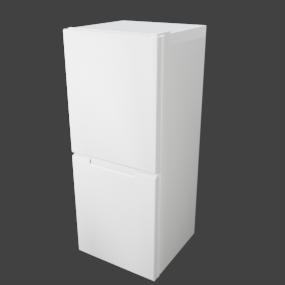 冷蔵庫2ドア ホワイト