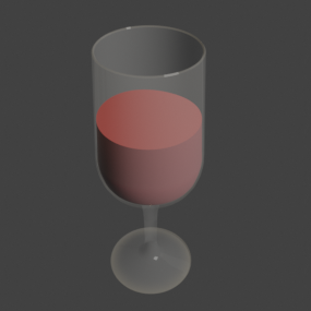 グラス 赤ワイン
